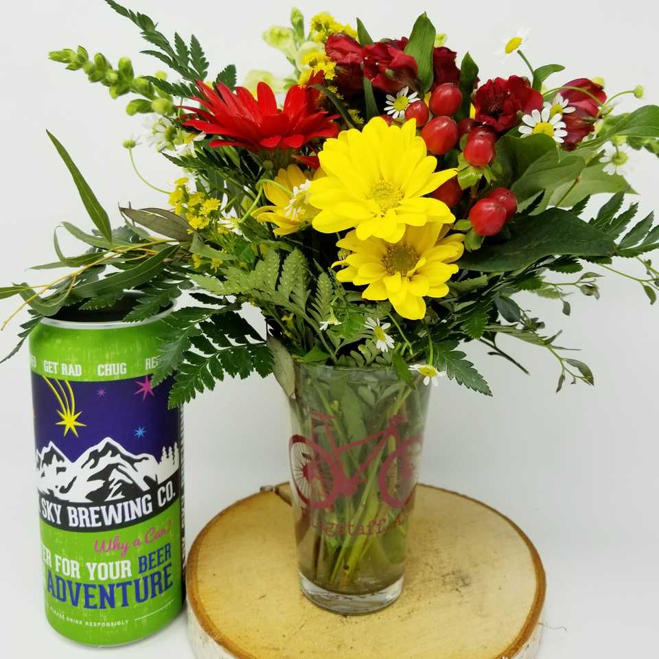 *Deluxe* Blooms and Brews