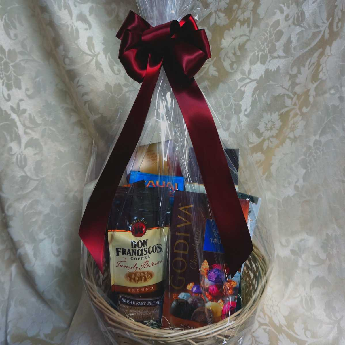 Gourmet Coffee and Chocolate Basket