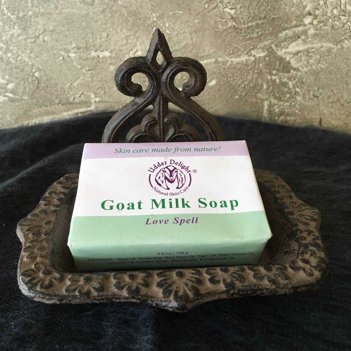 *Assorted scents* Goat Milk Soap