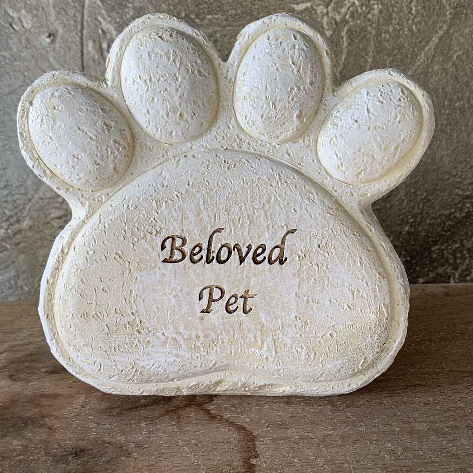 Pet Memorial Stone - Beloved