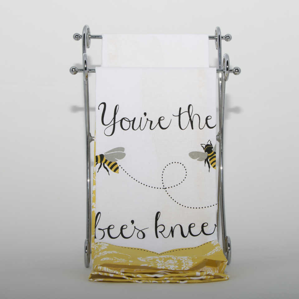 You're the Bee's Knees Kitchen Towel
