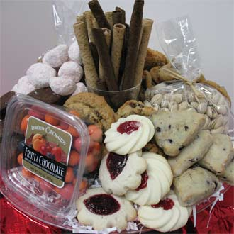 Gourmet Cookie Basket